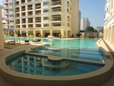 Platinum Suites Pattaya Apartments