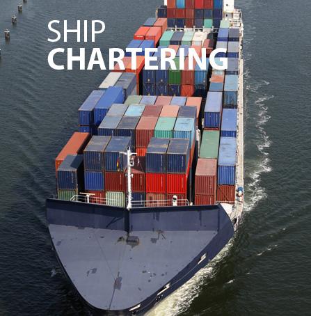 ship chartering in Malaysia