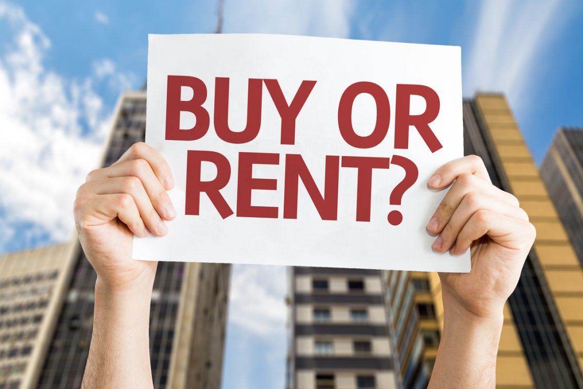 Buying Or Renting Is Just A Different Lifestyle Choice